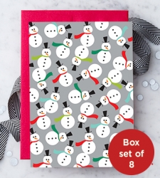Design with Heart Studio - Holiday - Holiday Snowmen Box Set