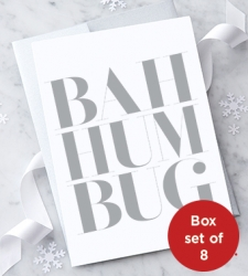 Design with Heart Studio - Holiday - Bah Hum Bug Box Set