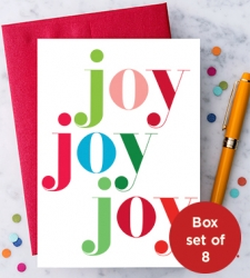 Design with Heart Studio - Holiday - Joy Joy Joy Box Set
