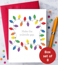Design with Heart Studio - Holiday - Make the Yuletide Gay Box Set