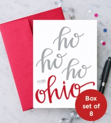 Design with Heart Studio - Holiday - Ho Ho Ho Ohio Box Set