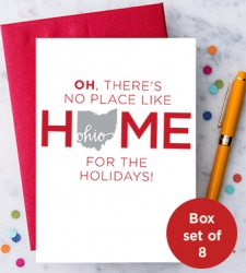 Design with Heart Studio - Holiday - Ohio No Place Like Home Box Set