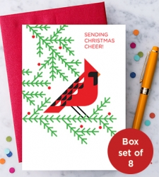 Design with Heart Studio - New - Sending Christmas Cheer Box Set
