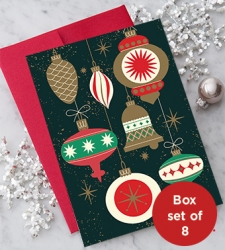 Design with Heart Studio - New - Christmas Ornaments Box Set