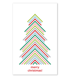 Design with Heart Studio - Holiday - Merry Christmas Tree Gift Tags