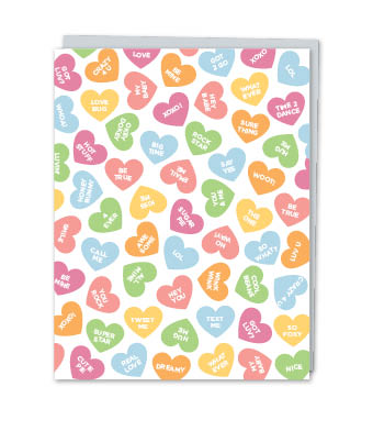Design with Heart Studio - Boxed Sets - Valentine Conversation Hearts Box Set