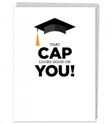 Design with Heart Studio - New - That Cap Looks Good On You