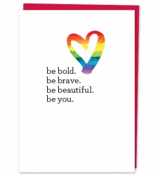 Design with Heart Studio - New - Be Bold. Be Brave.