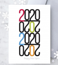 Design with Heart Studio - New - 2020 Happy New Year