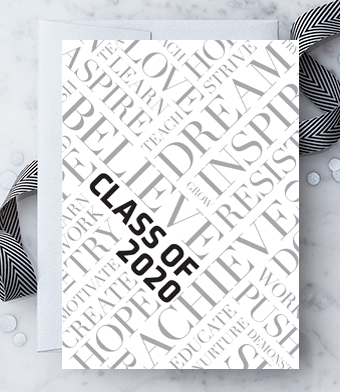 Design with Heart Studio - Greeting Cards - Class of 2020