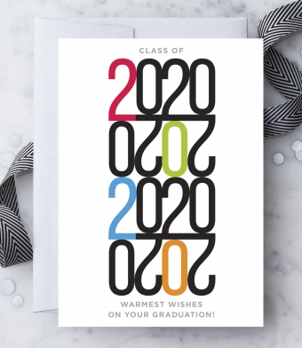 Design with Heart Studio - Greeting Cards - Congratulations Class of 2020