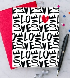 Design with Heart Studio - New - Handwritten Love