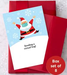 Design with Heart Studio - Holiday - Holiday 2020- Sending A Virtual Hug Box Set