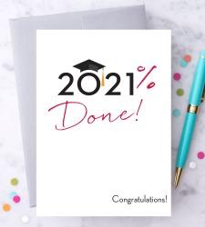 Design with Heart Studio - New - Graduation – 2021% Done!