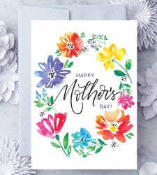 Design with Heart Studio - New - Spring Floral Mother's Day