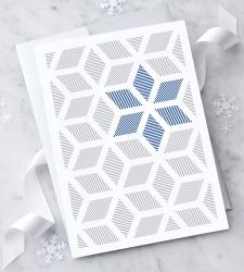 Design with Heart Studio - New - Hanukkah Star Greeting Card